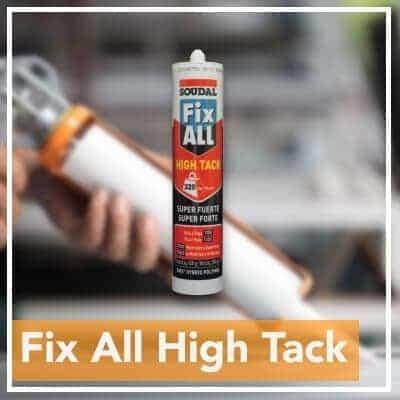 Fix All High Tack Soudal Niasa