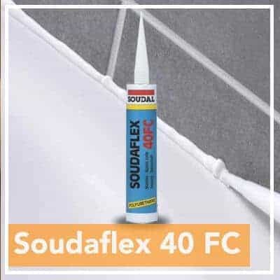 Soudaflex 40FC Soudal Niasa