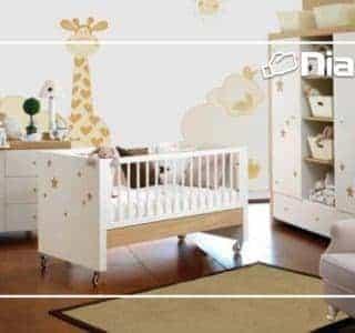 Tendencias en decoración para el cuarto del bebé