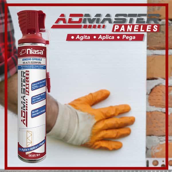 admaster paneles niasa-home